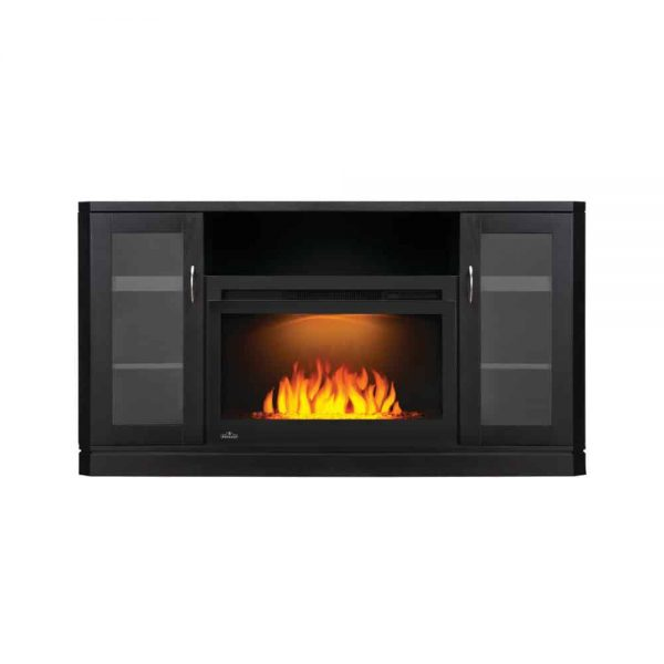 Napoleon The Crawford 54-Inch Electric Fireplace Entertainment Package - NEFP27-1116B