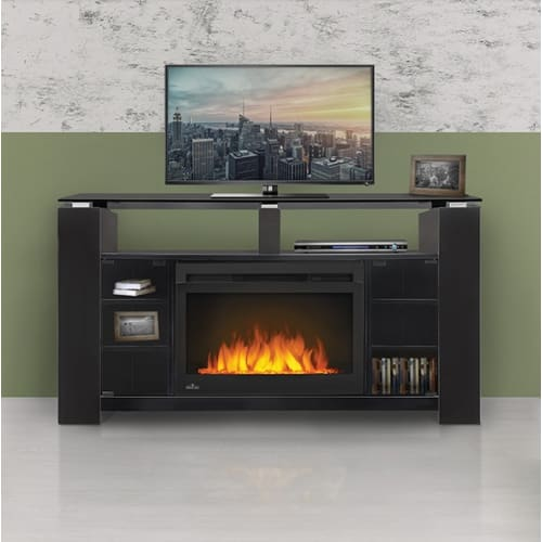 Napoleon The Foley 27 in. Electric Fireplace Entertainment Center 1