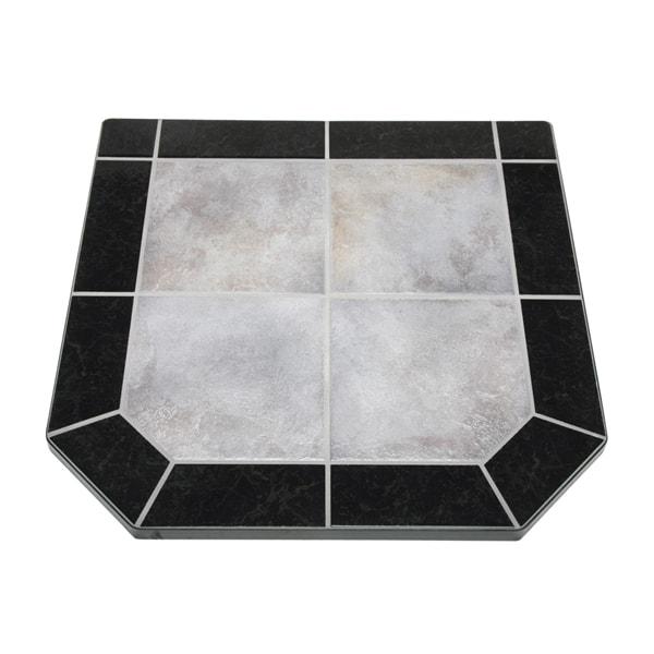 Night Shadows Tile Double Cut Stove Board