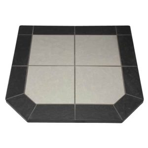 Night Shadows Tile Double Cut Stove Board