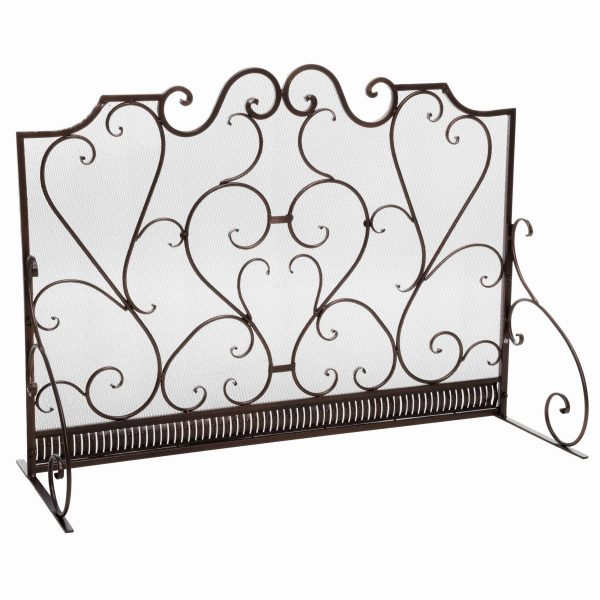 Noble House Franklin Fireplace Screen 2