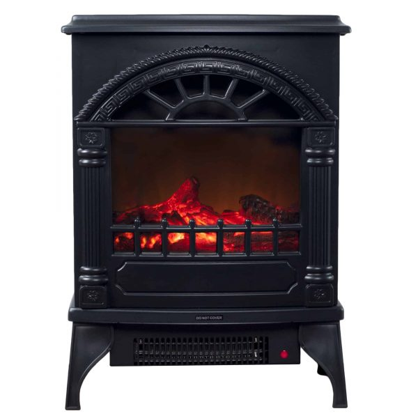 Northwest Electric Log Space Heater 400 Square Feet 1