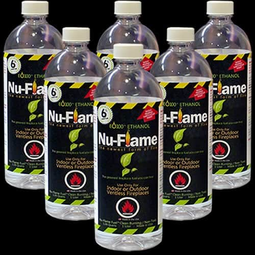 Nu-Flame Nu-Flame Bio-Ethanol Fuel Pack 1