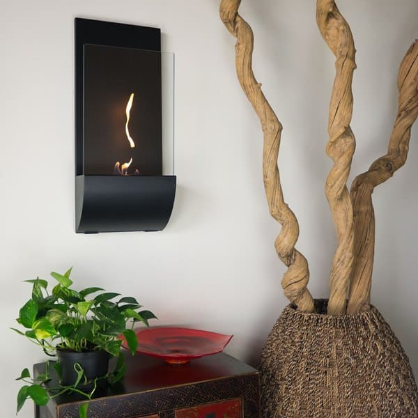Nu-Flame Torcia Wall Mounted Fireplace 1