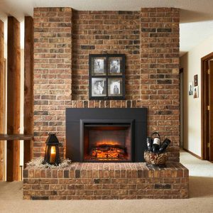 Outdoor GreatRoom Electric Fireplace Insert