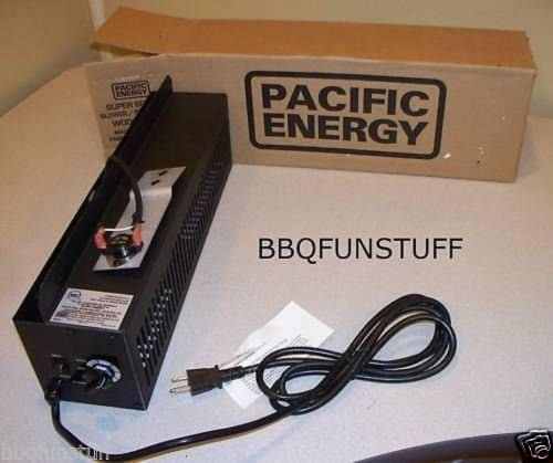 Pacific Energy Wood Burning Stove Blower Kit WODC.BLOW Factory Original Fan