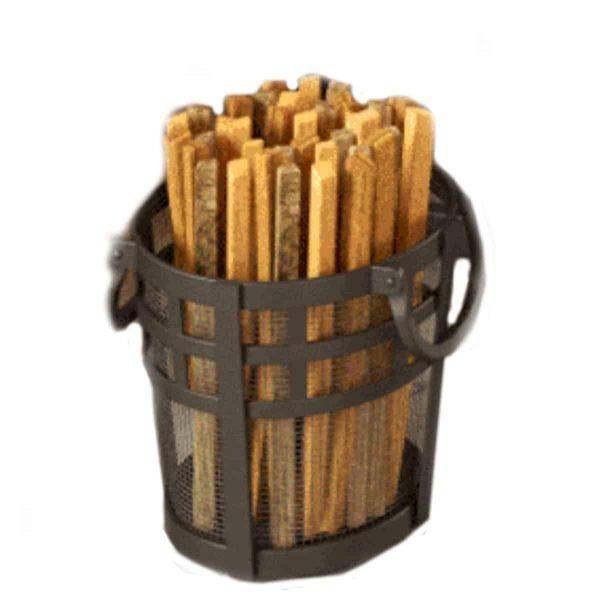 Panacea 15710 Modern Prairie Fatwood Basket