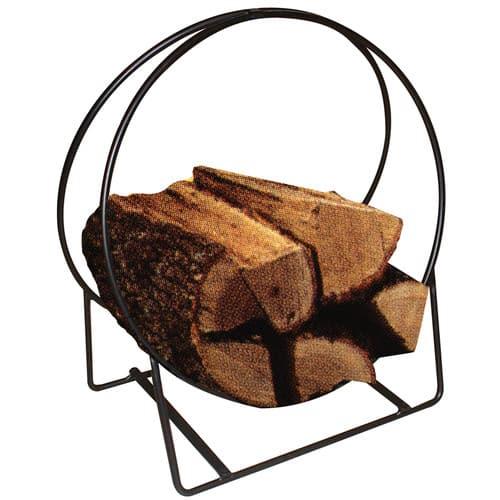 "Panacea 40"" Tubular Steel Log Hoop 1"