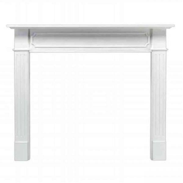 Pearl Mantels 520-48 Berkley Fireplace Mantel Surround Medium Density Fiberboard