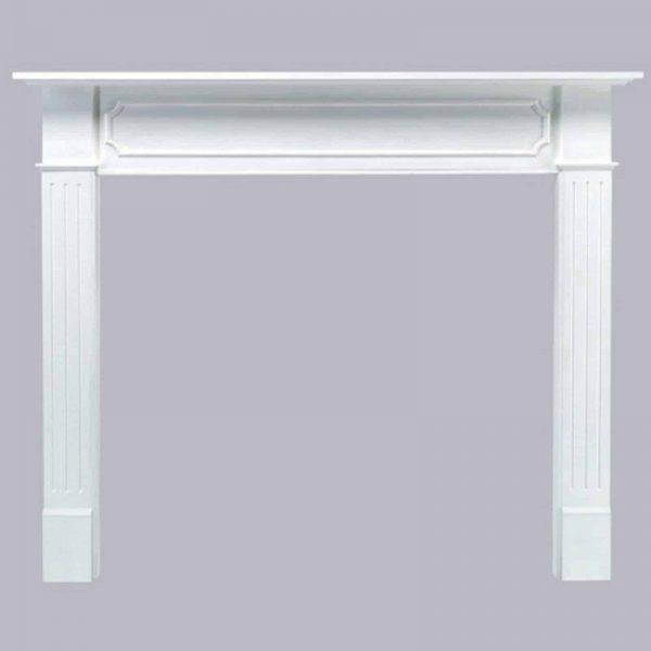 Pearl Mantels Berkley Wood Fireplace Mantel Surround 1