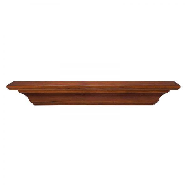 Pearl Mantels Homestead Transitional Fireplace Mantel Shelf 6