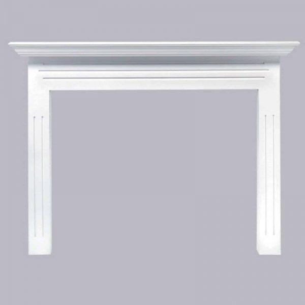Pearl Mantels Newport Wood Fireplace Mantel Surround 1