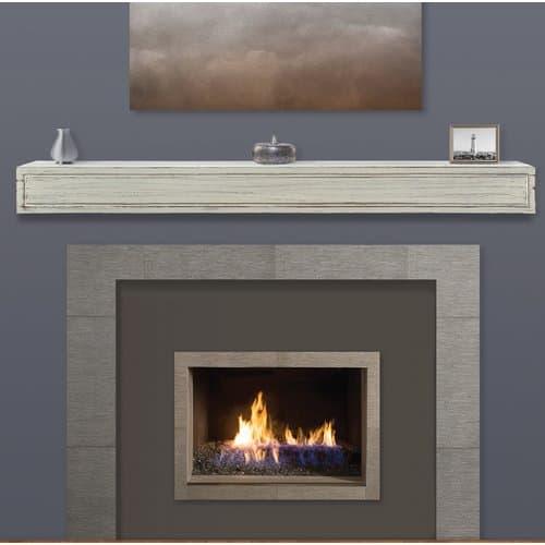 Pearl Mantels Sarah Fireplace Shelf Mantel