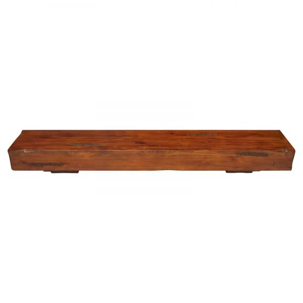 Pearl Mantels Shenandoah Traditional Fireplace Mantel Shelf 9