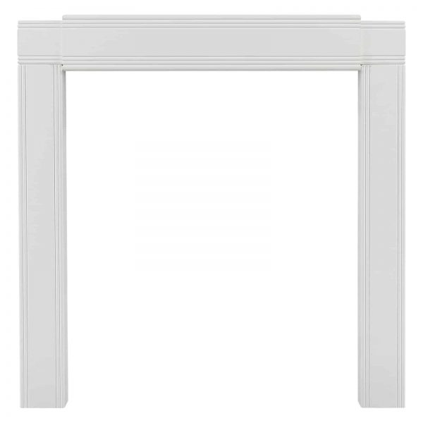 Pearls Mantels Emory Adjustable Fireplace Mantel Surround 1