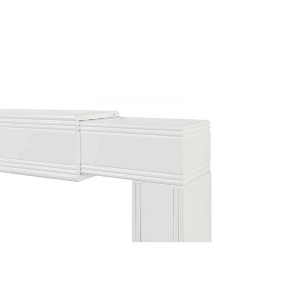 Pearls Mantels Emory Adjustable Fireplace Mantel Surround 3
