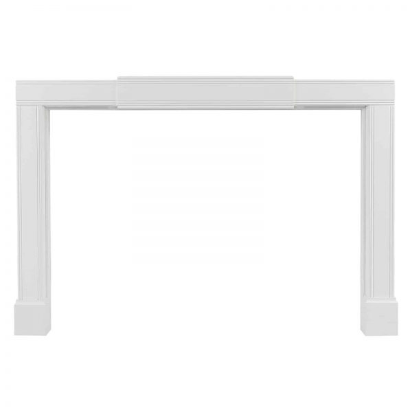 Pearls Mantels Emory Adjustable Fireplace Mantel Surround 6
