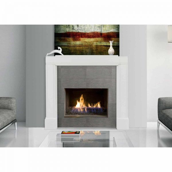 Pearls Mantels Emory Adjustable Fireplace Mantel Surround