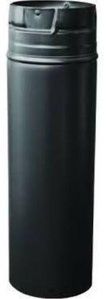 """PelletVent Pro 3"""" Pellet Chimney Extension Pipe - 18"""""""
