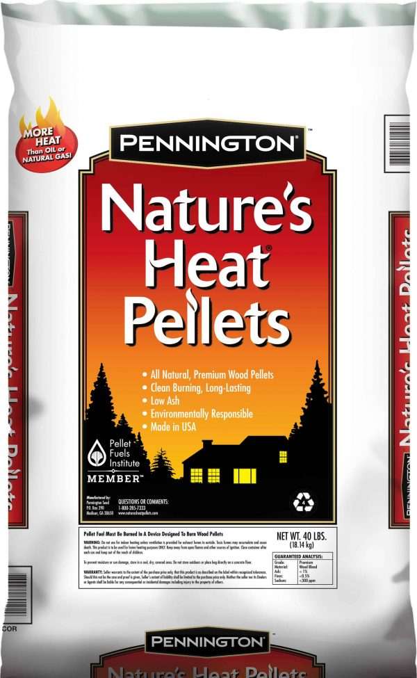 Pennington Fuel Pellets