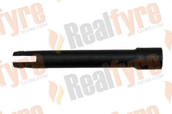 Peterson Fireplace Gas Log Safety Pilot 3 Inch Black Extension Handle