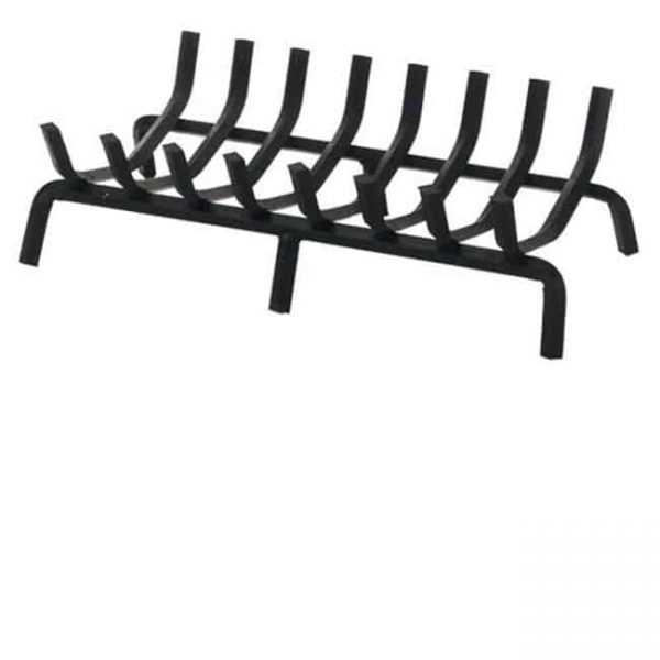 "Pilgrim 18608 42.5"" Non-Tapered Heavy Duty Steel Grate - 12 Bar"