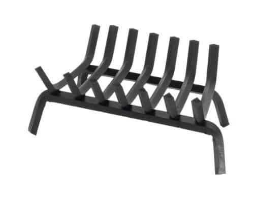 "Pilgrim 18627 7 Bars Fireplace Grate with 3"" Clearance"