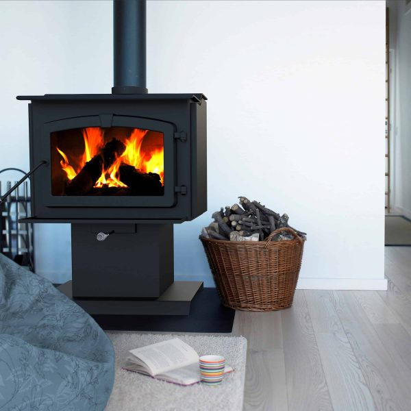 200 Sq. Ft. Small Mobile Home Stove