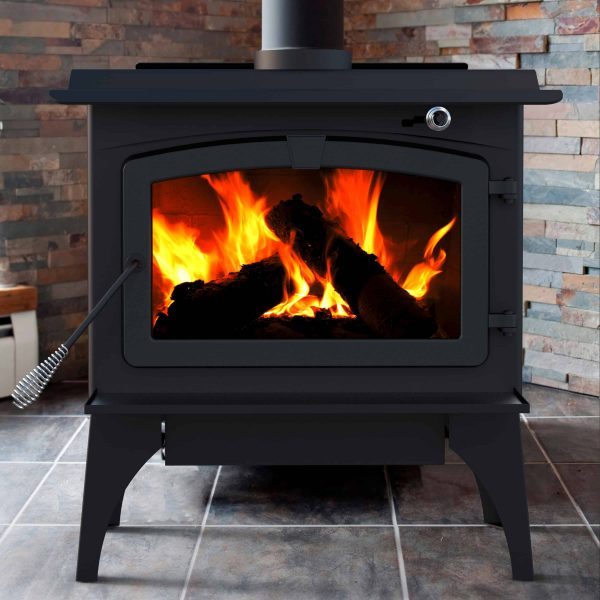800 Sq. Ft. Medium Wood Burning Stove