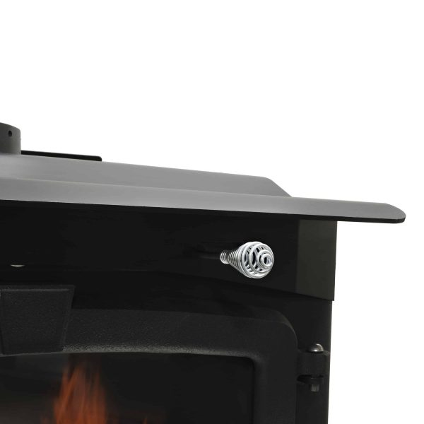 Pleasant Hearth 1,800 Sq. Ft. Medium Wood Burning Stove 5