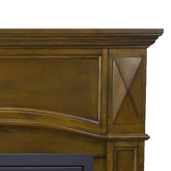 Pleasant Hearth 36 in. Liquid Propane Compact Heritage Vent Free Fireplace System 20,000 BTU 2