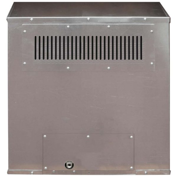 Pleasant Hearth 36 in. Natural Gas Compact Tobacco Vent Free Fireplace System 20,000 BTU 6