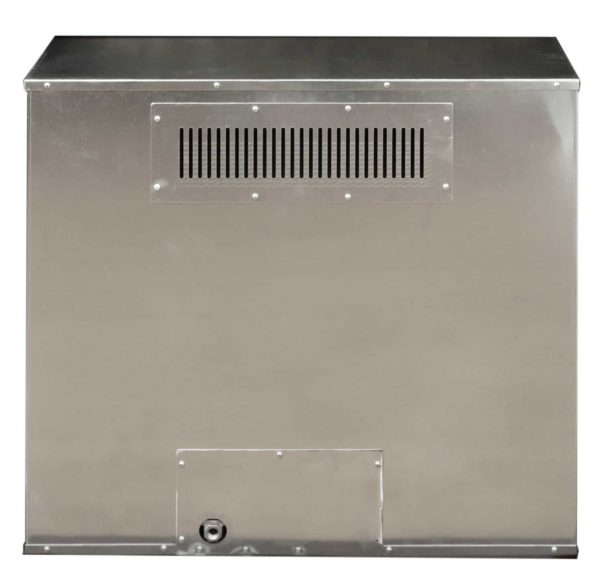 Pleasant Hearth 46 in. Natural Gas Full Size Tobacco Vent Free Fireplace System 32,000 BTU 6