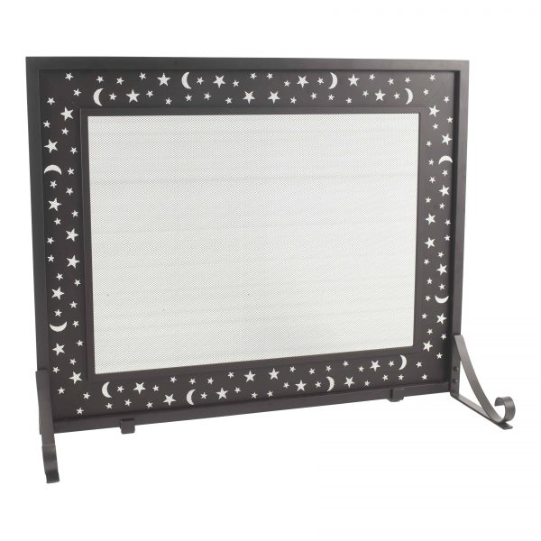 Pleasant Hearth FA330S Galactica Fireplace Screen
