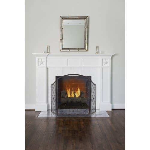 Pleasant Hearth Iris Scroll Fireplace Screen, FA995S 2