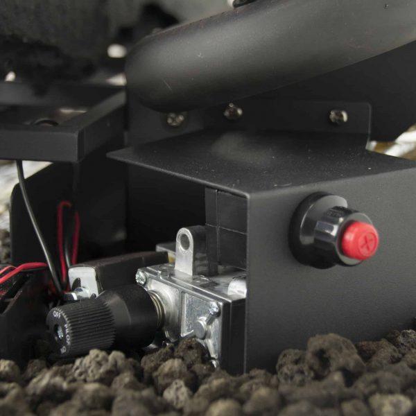 "Pleasant Hearth VFL-VO24DR 24"" Valley Oak Series Vent Free Gas Log Set 33,000 BTU's 1"
