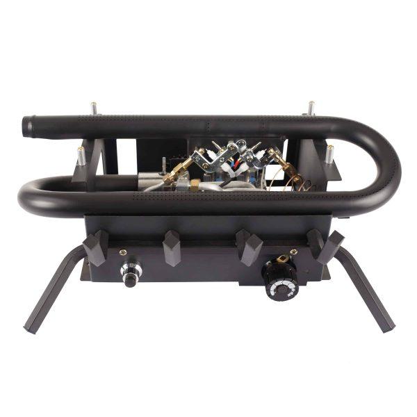 "Pleasant Hearth VFL2-WW18DT 18"" Dual Fuel Wildwood Vent Free Gas Log Set 30,000 BTU 5"