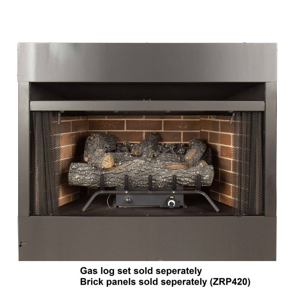 Pleasant Hearth Vff-phcpd-2t 36 In. Comp 1
