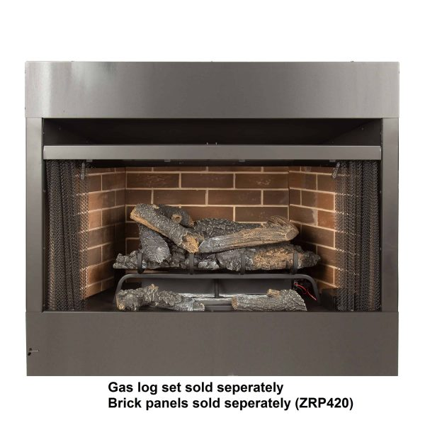 Pleasant Hearth Vff-phcpd-2t 36 In. Comp 2