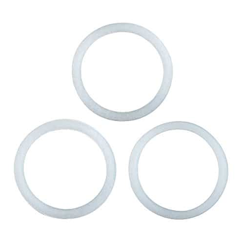 Primula Replacement Silicone Gasket for Stainless Steel 6 Cup Stovetop Espresso Maker