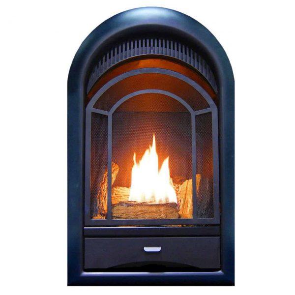ProCom PCS150T Ventless 15K BTU Fireplace Insert - Dual Fuel 1