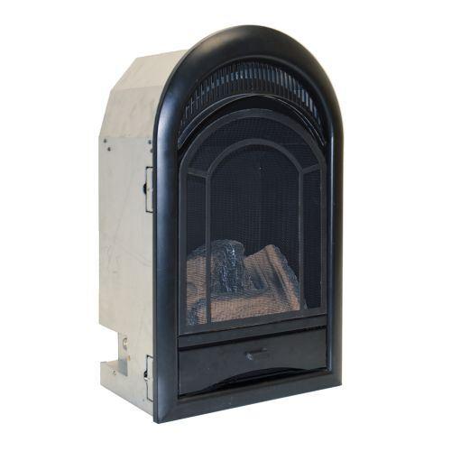 ProCom PCS150T Ventless 15K BTU Fireplace Insert - Dual Fuel