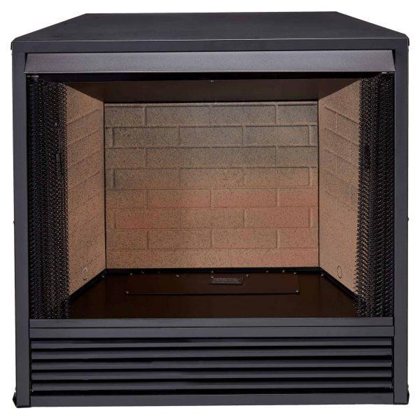 Procom Vent Free Firebox 33.23 in. x 36.38 in. x 18.51 in. Fiber Brick Liner 2