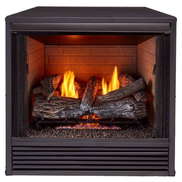 Procom Vent Free Firebox 33.23 in. x 36.38 in. x 18.51 in. Fiber Brick Liner 3