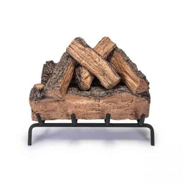 Products 24 in. Split Oak Designer Plus Vented Log Set