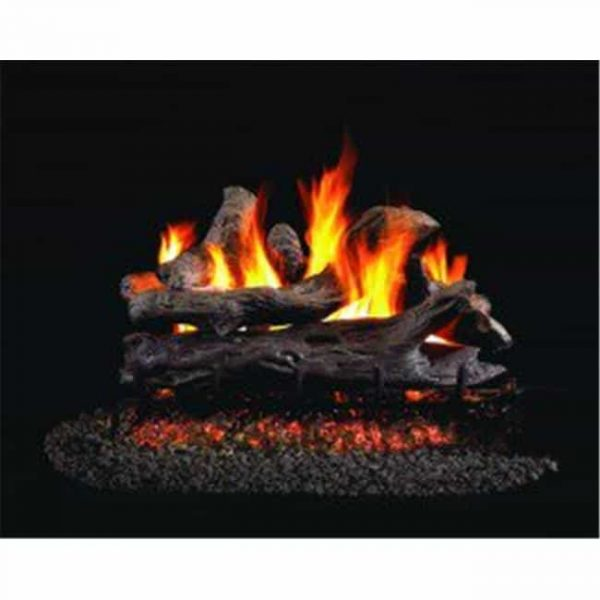 Products 30 in. Coastal Driftwood Vented Log Set