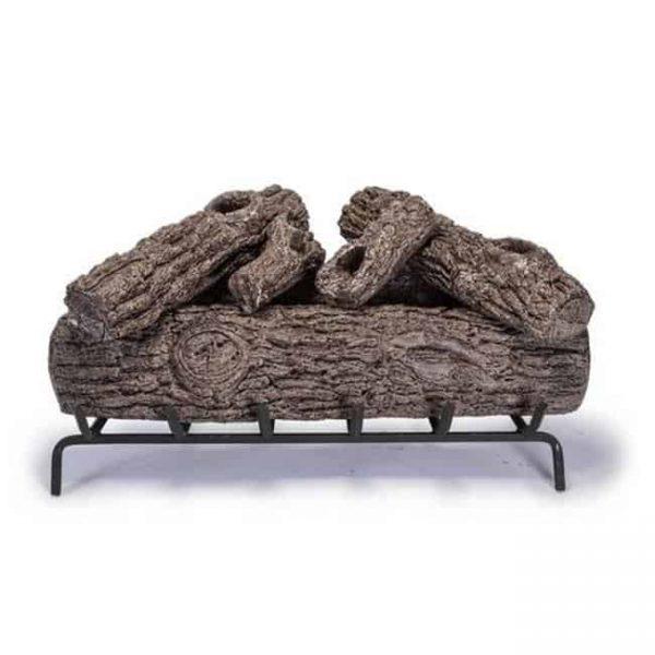 Products 30 in. Golden Oak Vented Log Set