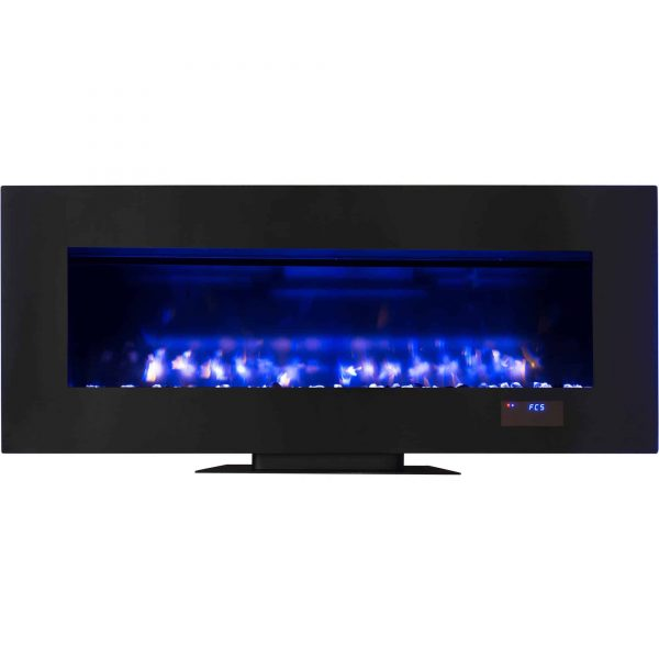 "Prokonian 49"" Wall Mounted Electric Fireplace 2"