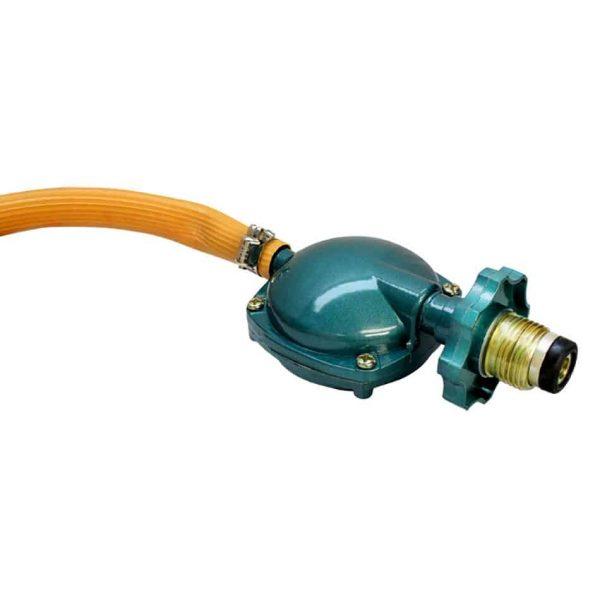 "Propane Regulator Low Pressure 71"" Hose BBQ Gas Burner Stove Wok Fryer 20PSI LPG 2"