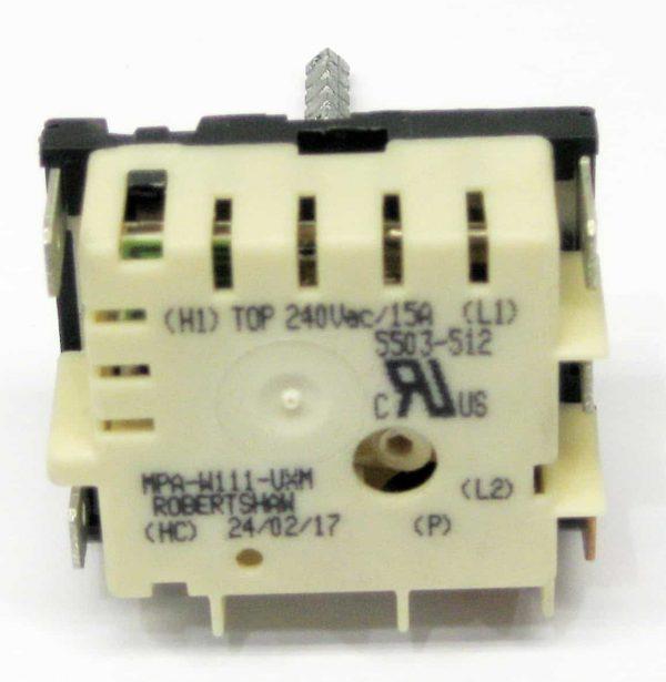 Range Stove Burner Infinite Switch for GE WB21X5243 PS235991 AP2023620 1